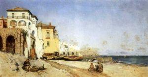 pietro-scoppetta-vue-du-port-damalfi