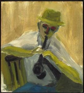 the horn player- emma-marie bartelme-1961