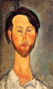 Amedeo-Modigliani-Leopold-Zborowski-4-Oil-Painting