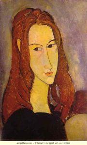 Jeanne Hébuterne- di Amedeo Modigliani